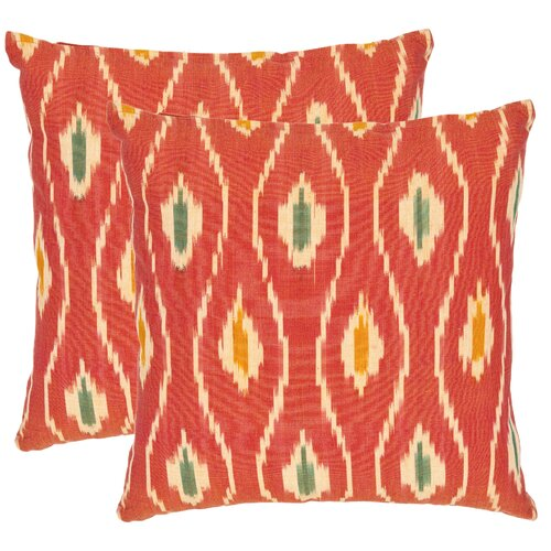 Taylor Cotton Decorative Pillow (Set of 2)