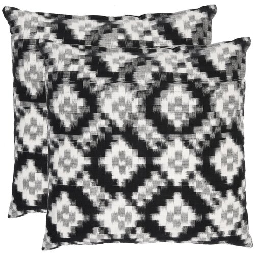 Deco Cotton Decorative Pillow (Set of 2)
