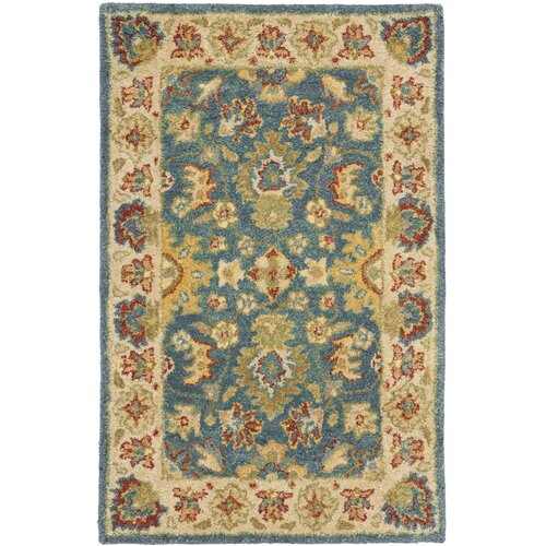Safavieh Antiquities Blue/Beige Rug