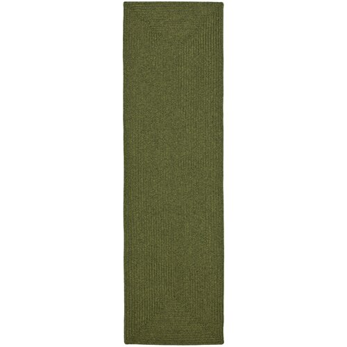 Safavieh Braided Green Rug
