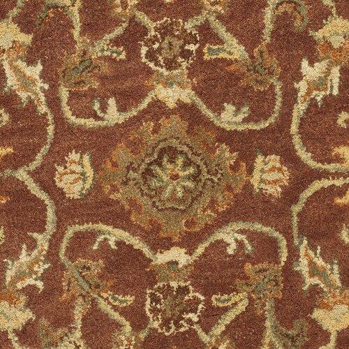 Safavieh Golden Jaipur Rust/Green Rug