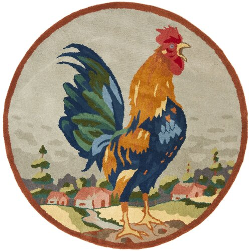 Safavieh Rooster on The Hill Novelty Rug