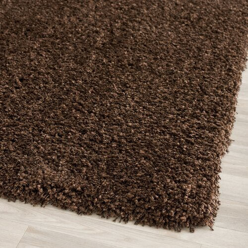 Safavieh California Shag Brown Rug