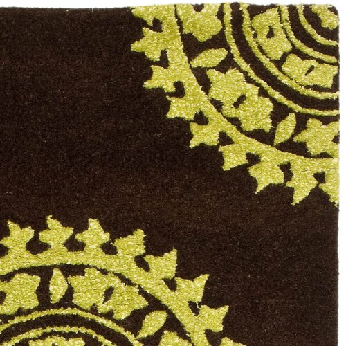 Soho Brown/Green Rug