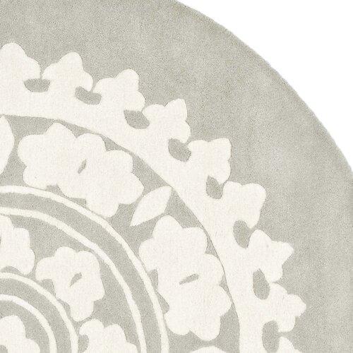 Safavieh Soho Light Grey/Ivory Rug