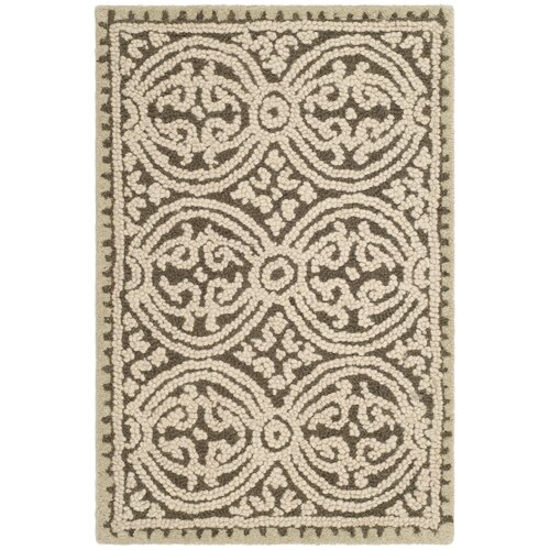Cambridge Brown/White Rug