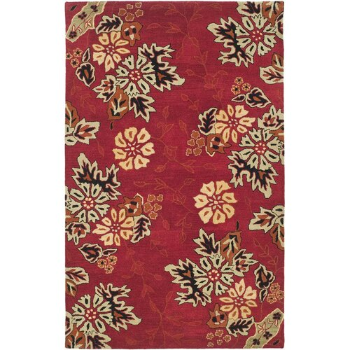 Safavieh Jardin Red/Multi Rug