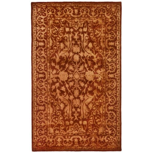 Safavieh Silk Road Rust Rug