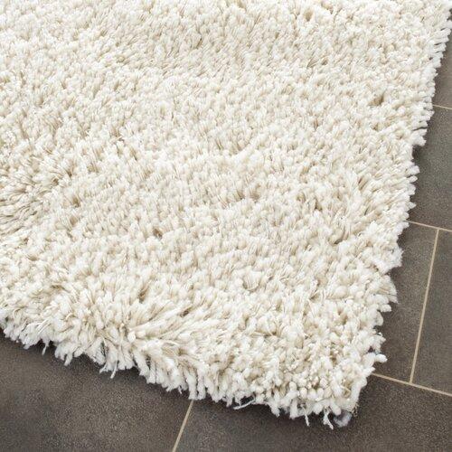 safavieh shag white area rug ii reviews wayfair