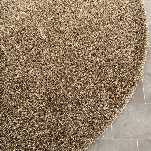 Safavieh Shag Light Brown Rug
