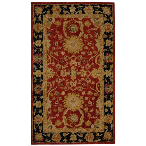 Safavieh Anatolia Red / Navy Rug