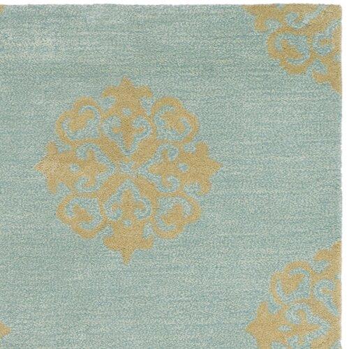 safavieh soho turquoise area rug reviews wayfair