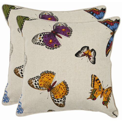 Nice Cotton Decorative Pillow (Set of 2)