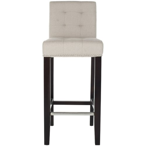 Safavieh Soho Bar Stool with Cushion