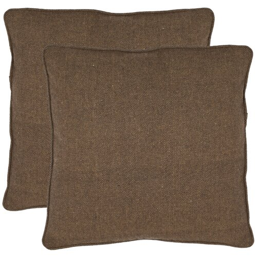 Hazel Polyester Decorative Pillow (Set of 2)