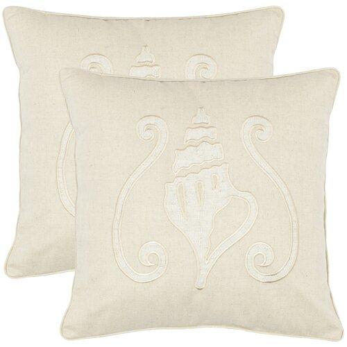 Shawn Cotton Decorative Pillow (Set of 2)
