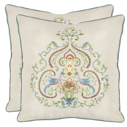 Phil Polyester Decorative Pillow (Set of 2)