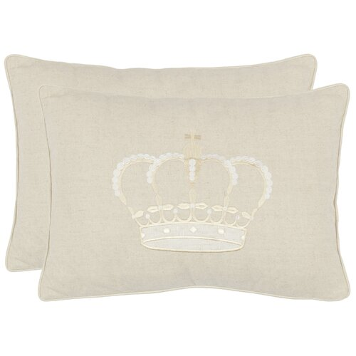 Nina Cotton Decorative Pillow (Set of 2)