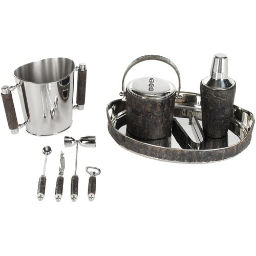 Bark 9 Piece Bartender Set