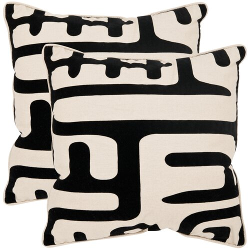 Safavieh Maize Linen / Cotton Decorative Pillow