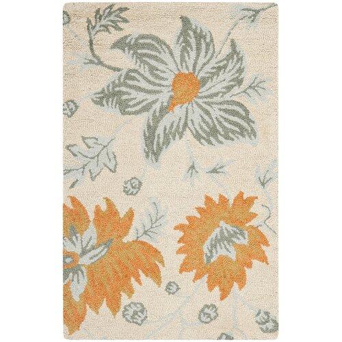 Safavieh Blossom Ivory/Multi Floral Rug