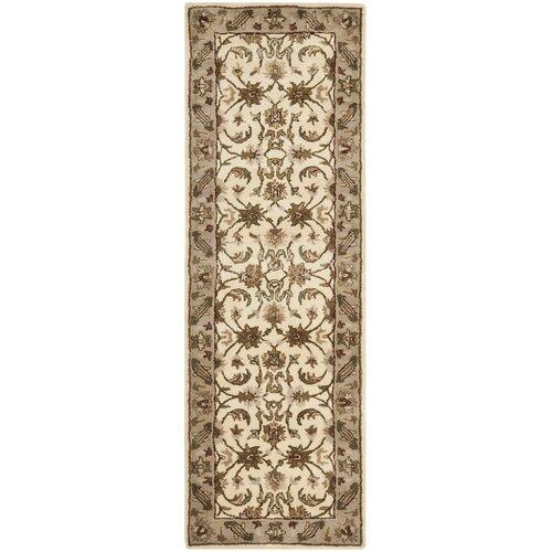Safavieh Royalty Ivory/Dark Beige Rug