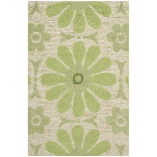 Safavieh Kids Beige/Green Rug