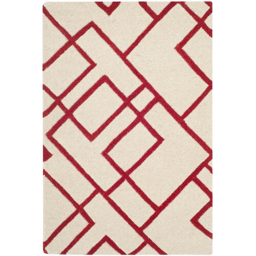 Safavieh Soho Beige/Red Rug