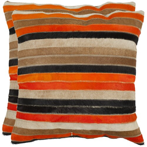 Quinn Feather / Down Decorative Pillow (Set of 2)