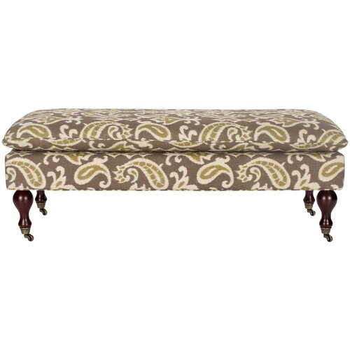 Hampton Upholstered Bedroom Bench
