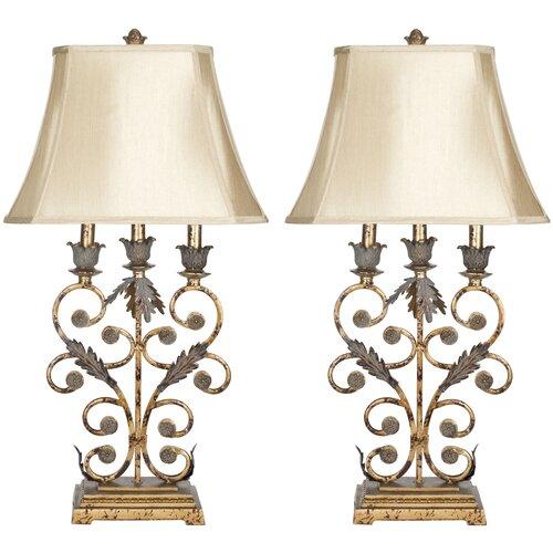 "Safavieh 32.5"" H Table Lamp"