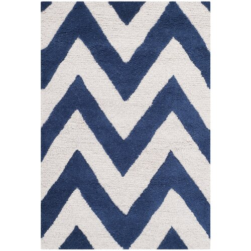 Safavieh Cambridge Navy / Ivory Rug
