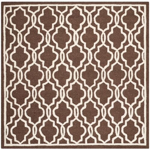 Safavieh Cambridge Dark Brown / Ivory Rug