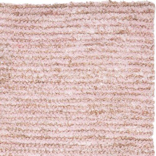 Safavieh Pink Shag Rug