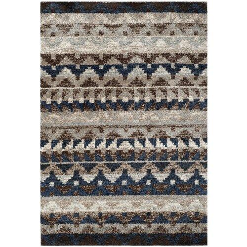 Safavieh Tahoe Beige / Grey Geometric Rug