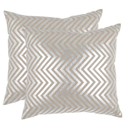 Elle Linen Decorative Pillow (Set of 2)
