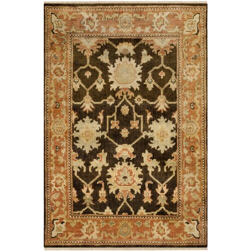 Oushak Brown / Rust Rug