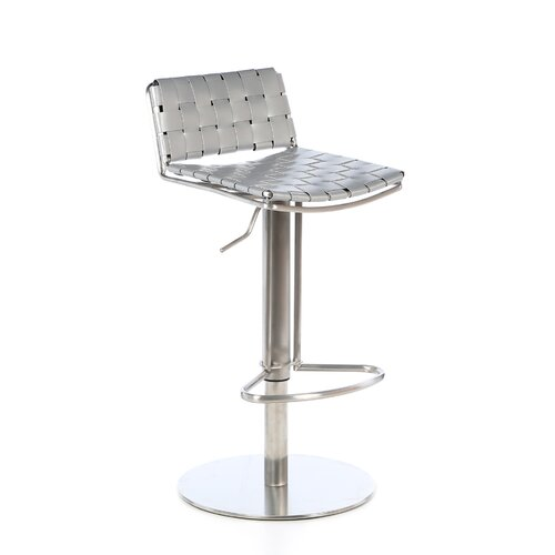 "Safavieh Frank 22.8"" Adjustable Bar Stool"