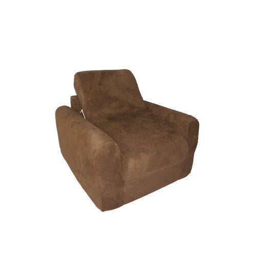 Micro Suede Kid's Chair Sleeper