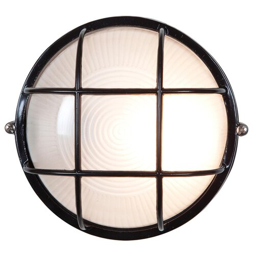 Access Lighting Nauticus Bulkhead 1 Light Wall Sconce
