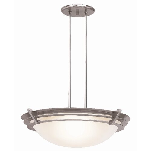 Access Lighting Saturn 1 Light Inverted Pendant