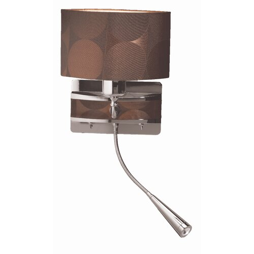 Access Lighting Epiphanie 2 Light Gooseneck Wall Lamp