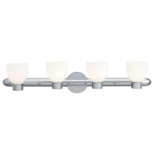 Access Lighting Frisco 4 Light Vanity Light