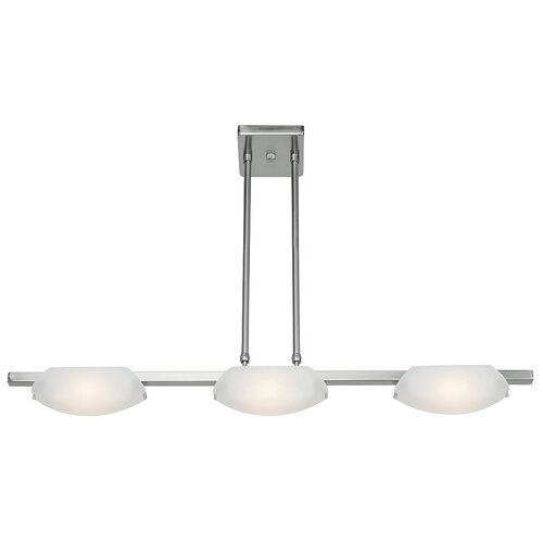 Access Lighting Nido 3 Light Convertible Pendant