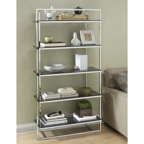"TFG Manhattan 70.9"" Bookcase"