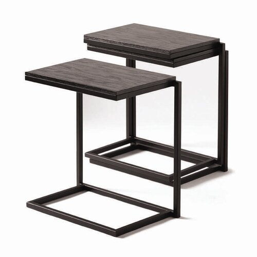 Stacking Tv Tables ~ Tfg stacking c end table reviews wayfair