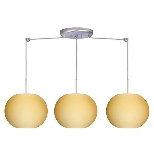 Luna 3 Light Pendant