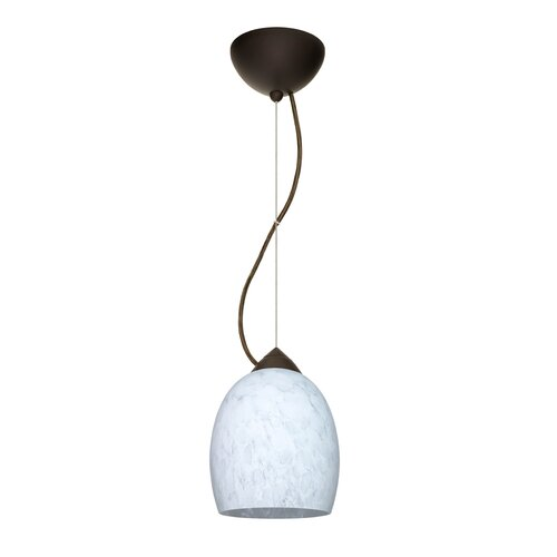 Lucia 1 Light Mini Pendant