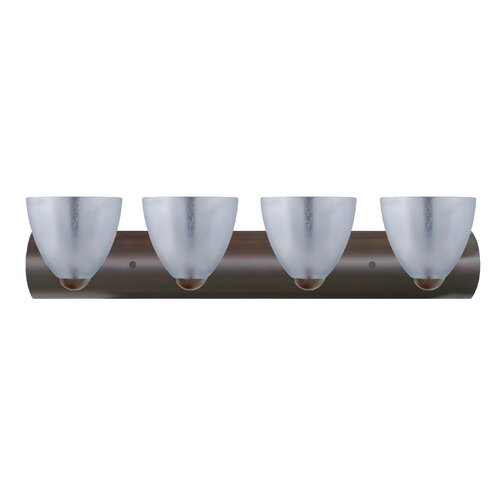 Besa Lighting Sasha II 4 Light Bath Vanity Light