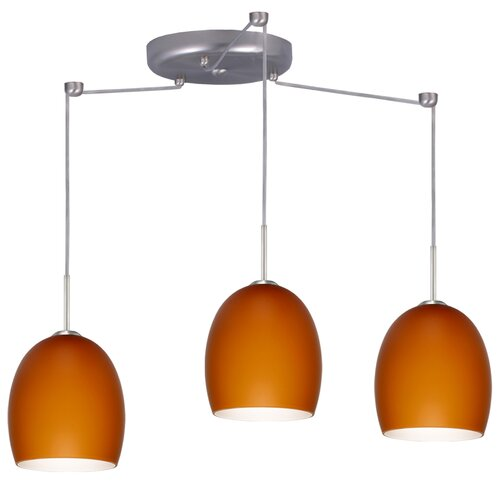 Lucia 3 Light Pendant